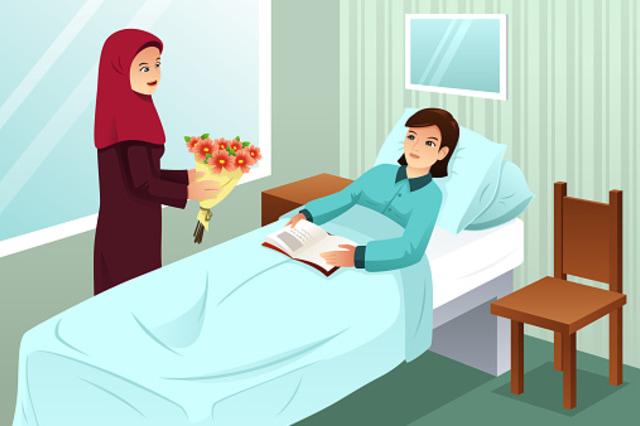 Doa untuk Orang Sakit Perempuan Sesuai Hadist Agar Cepat Sembuh (234930)