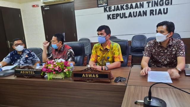 Peras Kades Rp 50 Juta, 2 Oknum di Kejari Tanjungpinang dan Bintan Ditangkap (64826)