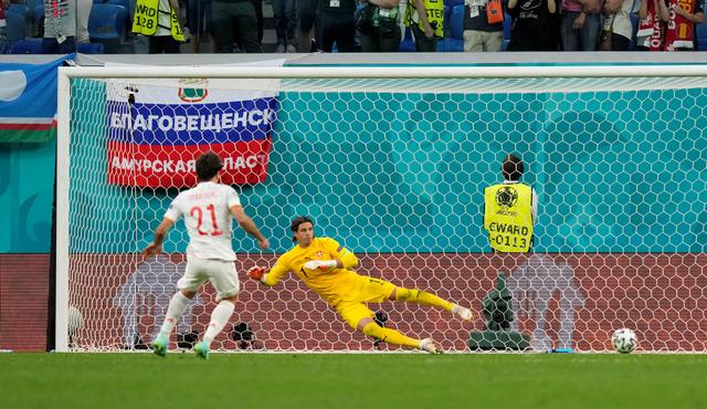 5 Pemain Spanyol dengan Rating Terburuk saat Keok dari Italia di Euro 2020 (4)