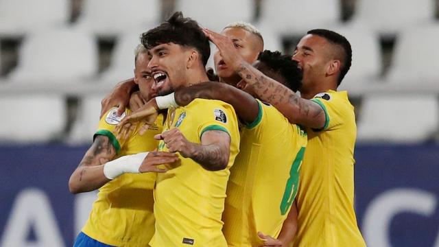 Prediksi Skor Brasil vs Jerman di Olimpiade Tokyo 2020 (35212)