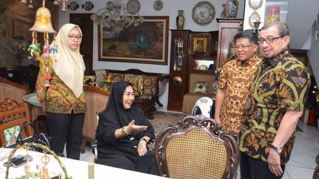 Ucapan Duka Salim Segaf: Bu Rachmawati Sosok yang Patriotik (91284)