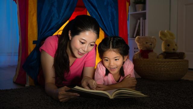 5 Hal yang Bisa Mengganggu Waktu Tidur Anak (83884)