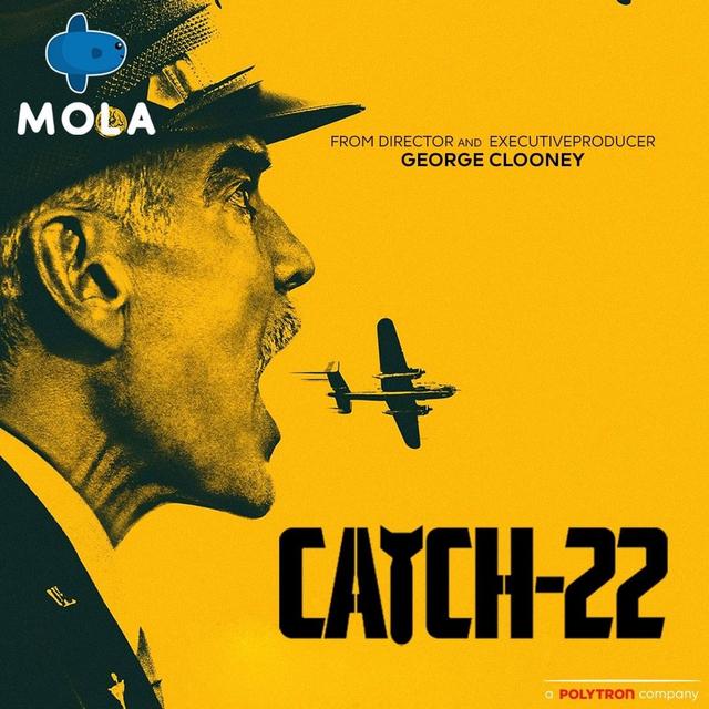 Review Catch 22 di Mola: Serial Perang yang Menegangkan, Konyol dan Menghibur (92475)