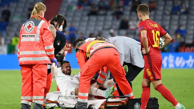 Cedera Spinazzola Jadi Motivasi Pemain Italia untuk Juara Euro 2020 (75696)