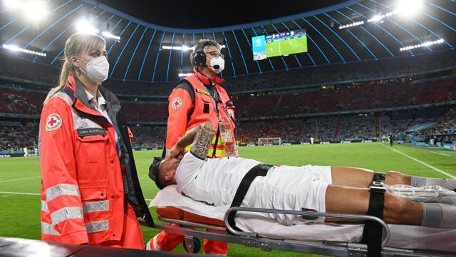 Cedera Spinazzola Jadi Motivasi Pemain Italia untuk Juara Euro 2020 (75695)