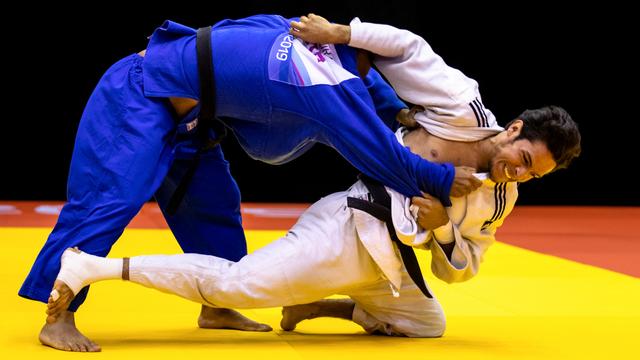 Pejudo Aljazair yang Tolak Lawan Israel di Olimpiade Dilarang Tanding 10 Tahun (140442)