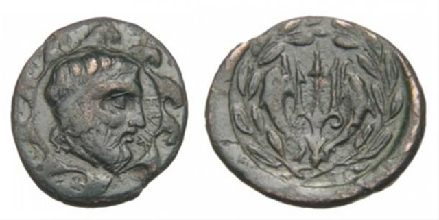 Misteri Kota Kuno Helike, Tempat Pemujaan Dewa Laut, Poseidon (578927)