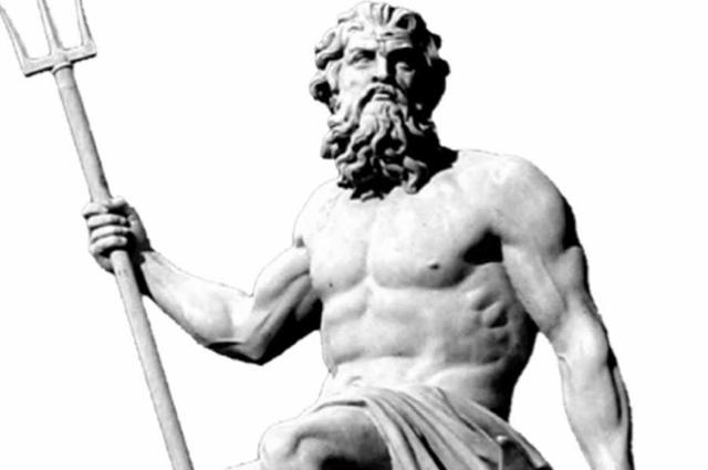 Misteri Kota Kuno Helike, Tempat Pemujaan Dewa Laut, Poseidon (578926)