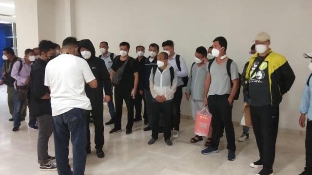 Kemenaker soal 20 TKA China di Sulsel: Didatangkan Investor Sesuai Izin-Prokes (361199)