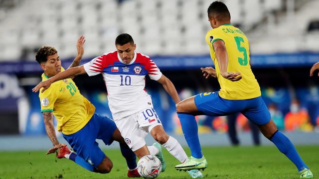Prediksi Line Up Brasil vs Peru di Copa America 2021 | kumparan.com