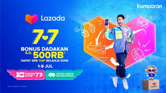 Tips Berburu Barang Impian di Lazada 7.7 Mid Year Sale (49568)