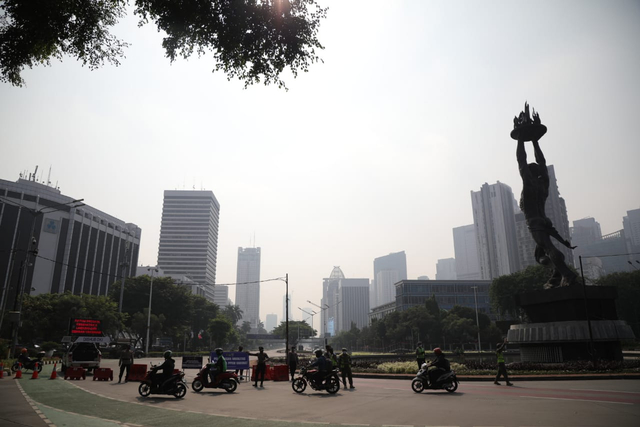 Corona Jakarta Sepekan: Terendah 91 Kasus, Positivity Rate 0,9% (691819)