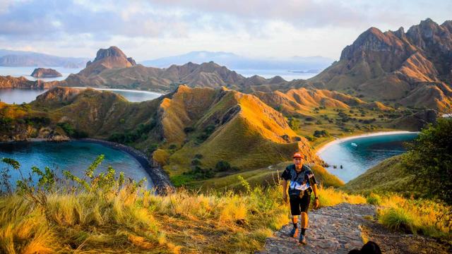 Pulau Padar Kembali Dibuka, Ini Syarat Kunjungan untuk Wisatawan (49077)