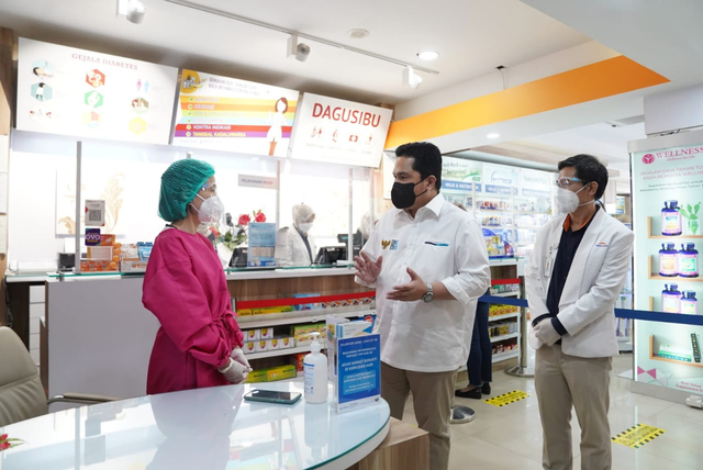 Aturan Baru Menkes yang Bikin Vaksin Corona Bisa Dibeli di Kimia Farma (531550)