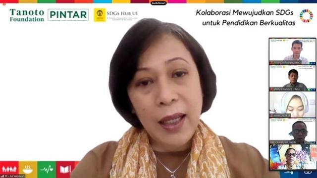 Tanoto-Universitas Indonesia Dukung Pemda Wujudkan Pencapaian SDGs Era Pandemi (73927)