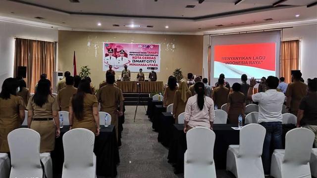 Kabupaten Minut Gandeng Kemenkominfo Susun Masterplan Smart City (27560)
