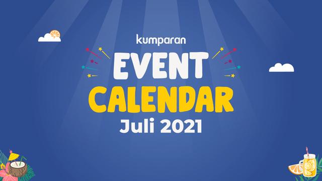 kumparan Event Calendar   Juli 2021 (41481)