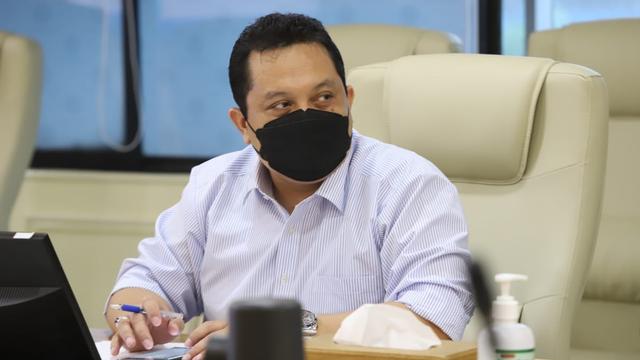 Kemenaker soal 20 TKA China di Sulsel: Didatangkan Investor Sesuai Izin-Prokes (361198)