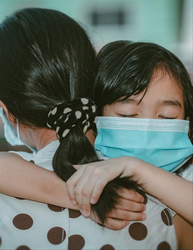 Tips dari Psikolog agar Anak yang Positif COVID-19 Tidak Stres (718642)