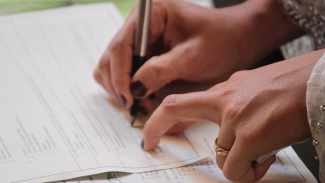 Biaya Nikah di KUA dan Cara Daftar Nikah Online, Simak di Sini! (172775)