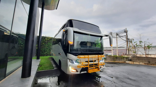 Berita Populer: Bus Mesin Depan dan Belakang; Mitsubishi Eclipse Cross (343531)