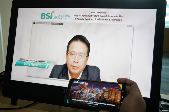 BSI Raih Penghargaan Bank Terbaik di Sektor Syariah (55057)