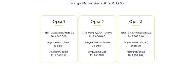 All New Yamaha NMax Termurah Kini Tembus Rp 30 Jutaan, Ini Skema Kreditnya (1005810)