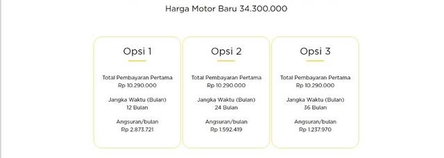 All New Yamaha NMax Termurah Kini Tembus Rp 30 Jutaan, Ini Skema Kreditnya (1005812)