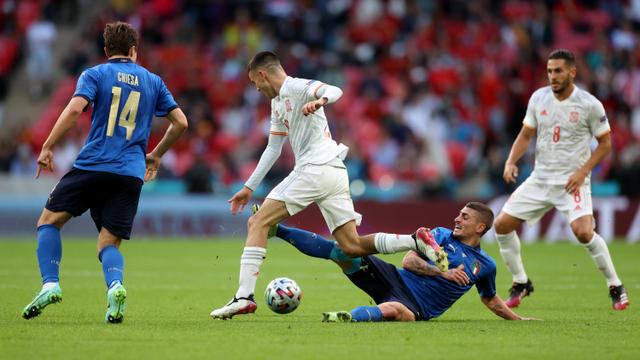 5 Pemain Spanyol dengan Rating Terburuk saat Keok dari Italia di Euro 2020 (3)