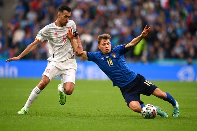 5 Pemain Spanyol dengan Rating Terburuk saat Keok dari Italia di Euro 2020 (1)