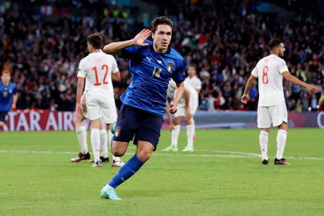 4 Pemain Italia yang Jadi Rebutan Klub Besar Usai Euro 2020 (171129)