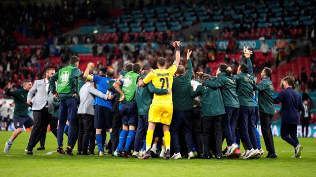 Prediksi Line Up Italia vs Inggris di Euro 2020   kumparan.com