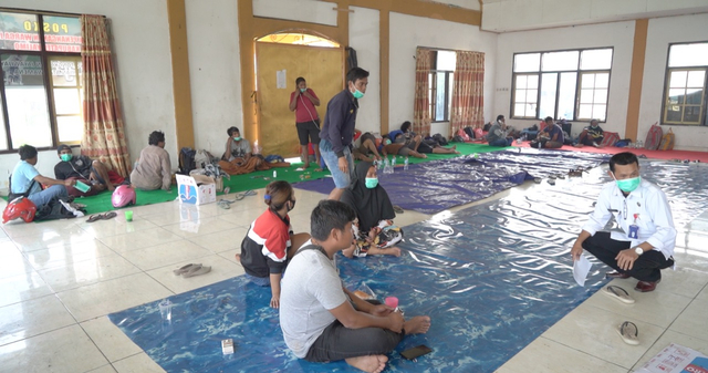 Pengungsi Yalimo di Wamena Butuh Bantuan Pemerintah (926881)
