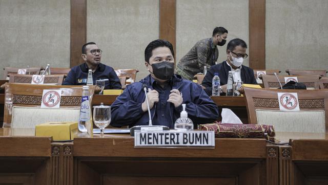 Erick Thohir: 1,9 Juta Dosis Vaksinasi Gotong Royong Telah Didistribusikan (338401)