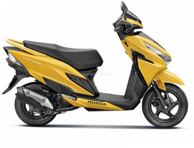 Honda Grazia 125, Skutik yang Lebih Murah dari BeAT Akan Dijual di Indonesia? (199639)