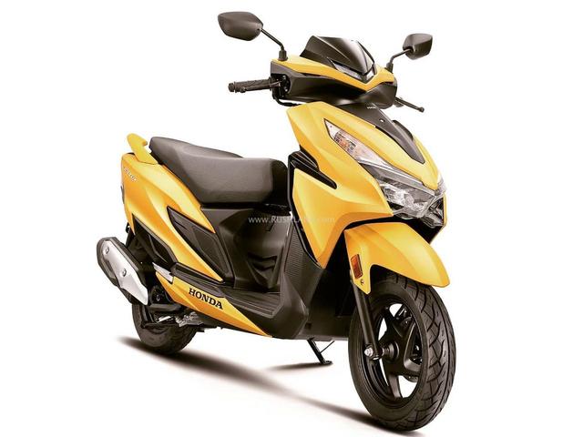 Honda Grazia 125, Skutik yang Lebih Murah dari BeAT Akan Dijual di Indonesia? (199636)