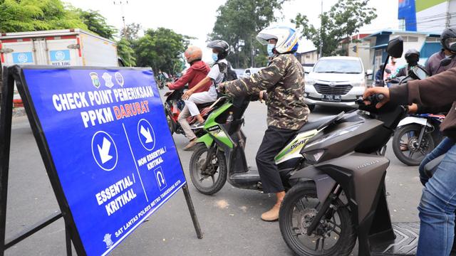10 Hari PPKM Darurat, Mobilitas Masyarakat di Jakarta Baru Menurun 21,3% (125832)