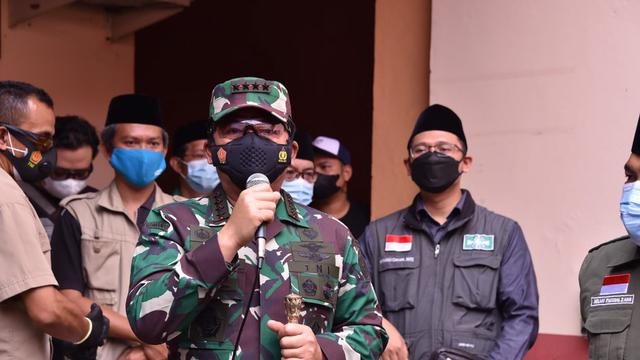 Panglima TNI Marah 2 Pomau Aniaya Warga Papua, Danlanud-Dansatpomau Dicopot (852873)