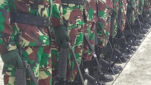 3 TNI Tertembak di Nduga Papua (1168411)