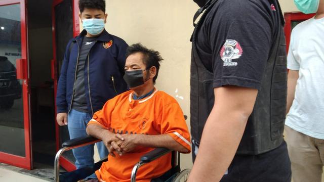 4 Tahun jadi Buronan, Dalang Perampokan di BPJS Bandar Lampung Ditangkap (724240)