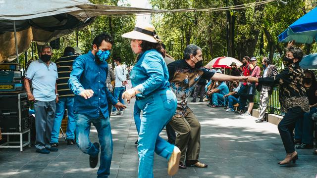 Meksiko dan Dansa Adalah 2 Hal yang Tidak Bisa di Pisahkan (335515)
