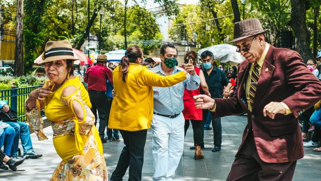 Meksiko dan Dansa Adalah 2 Hal yang Tidak Bisa di Pisahkan (335514)