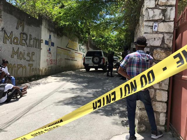 Buntut Terbunuhnya Presiden Haiti, Komandan Paspampres Ditangkap (2)