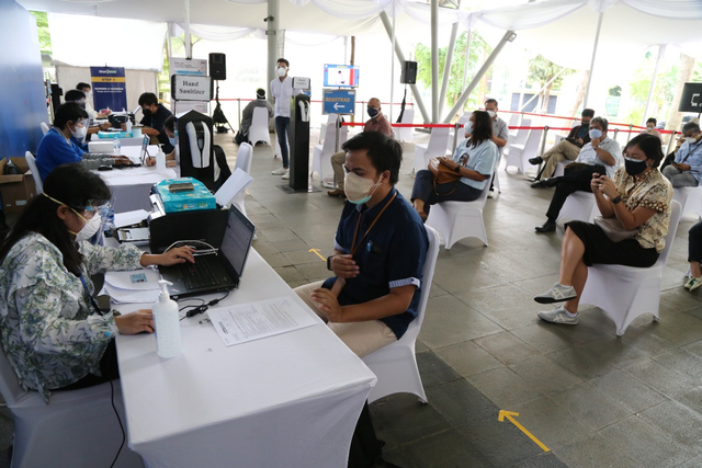 Nestlé Gelar Vaksinasi Gotong Royong, 3.600 Karyawan Sudah Divaksin (410638)