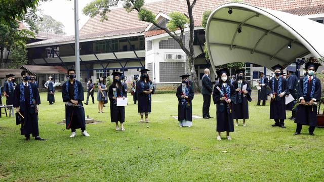 Nilai Tinggi, Murid British School Jakarta Ditawari Kuliah Harvard sampai Oxford (60584)