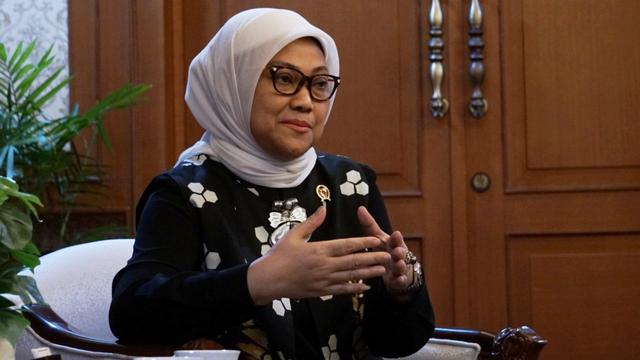 PPKM Darurat, Menteri Tenaga Kerja Tunda Kunjungan ke Sulbar (7311)