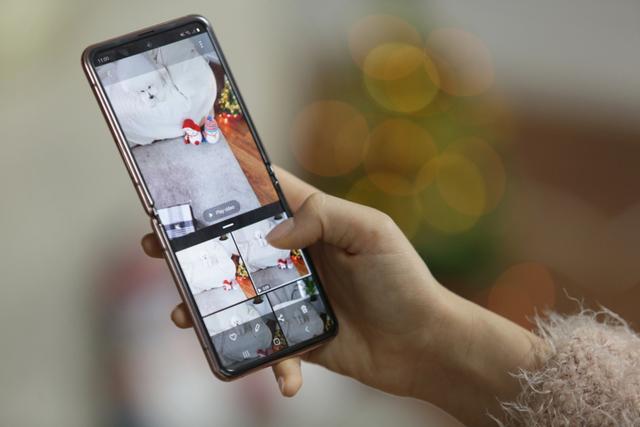 Tingkatkan Kreativitas Fashionmu di Dunia Digital dengan Samsung Galaxy Z Flip (47959)