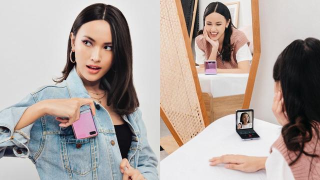 Tingkatkan Kreativitas Fashionmu di Dunia Digital dengan Samsung Galaxy Z Flip (47955)