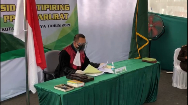Respons Jaksa soal Pemilik Kafe di Tasik Pilih Penjara Ketimbang Denda Rp 5 Juta (65564)