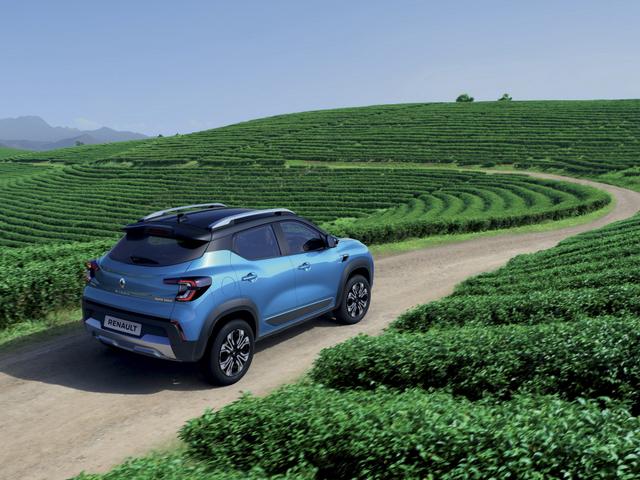 Renault Kiger Siap Lawan Rocky dan Raize, Ini Bocoran Fiturnya (181033)